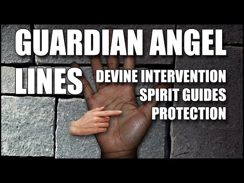 What are my Guardian Angels names? Palm Reading Palmistry #131