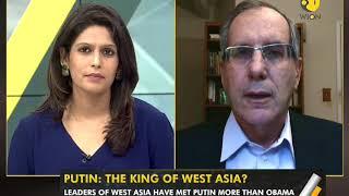 WION Gravitas: Vladimir Putin - The king of West Asia?