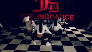 FEELINGDANCE / AWESOME CREW /Girls choreo performance
