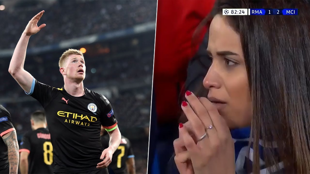The Day Kevin De Bruyne Revenge His Ex-Girlfriend For Having Been Unfaithful To Him With Courtois