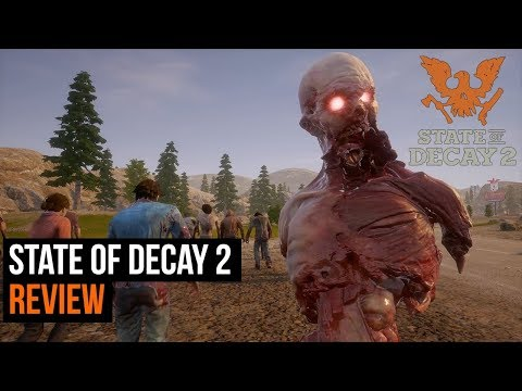 State of Decay 2 - Video Review