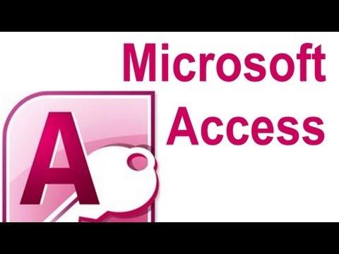 Microsoft Access Queries 9 - UNION Queries