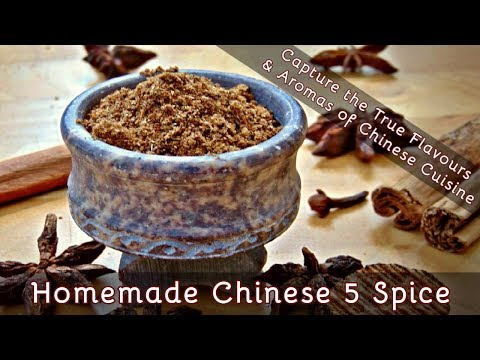 How to Make Chinese 5 Spice | Add Fab, Authentic Flavours to Your Chinese Cooking | Episode 119