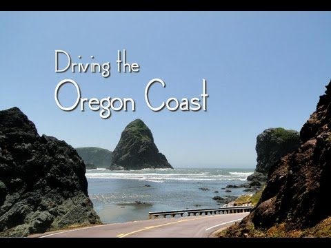 Incredible Scenic Oregon Coast Road Trip up HWY 101