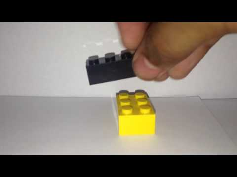 how to build a lego penguin
