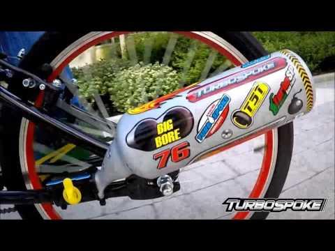 Smyths Toys - Turbospoke Bicycle Exhaust V 2.0