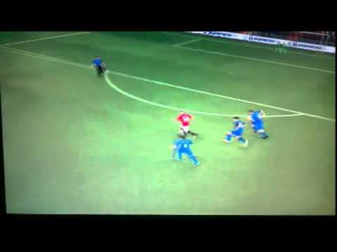FIFA 14 gameplay -1 ( Passing Goals )