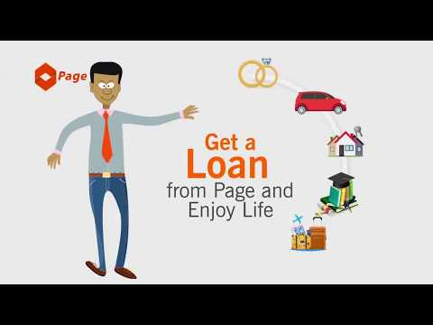 Page Quick Loan
