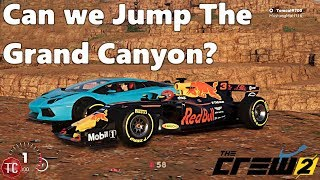 The Crew 2 Pc: Can We Jump The Grand Canyon? Part 1