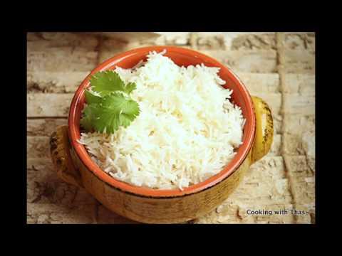 Instant Pot Basmati Rice- 8 minutes with QPR at 10 mins