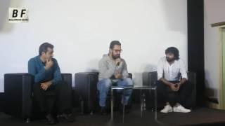 Thugs Of Hindustan Movie Story & Experience Reveiled By Aamir Khan & Amitabh Bachchan