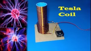 Download How to make a powerful Tesla coil Video
