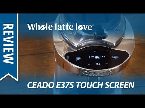 Review: Ceado E37S Touch Screen Espresso Grinder