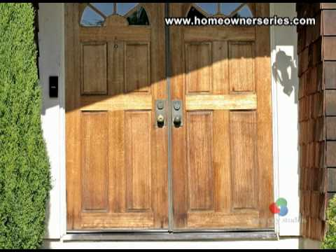 Home Inspection - Doors