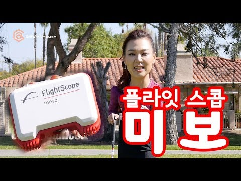 플라잇스콥 미보: 드라이버 장타 스윙 만들기 | 명품스윙 에이미 조