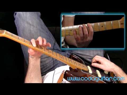 Developing Good Guitar Fretting Hand Technique