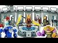 LEGO Marvel Avengers End Game Iron Man Hall Of Armor Take Thanos Infinity Gauntlet DuDuPopTOY