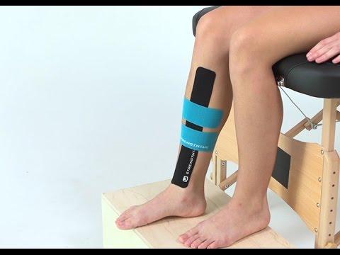 STRENGTHTAPE® | Kinesiology Tape | Medial Shin Splints