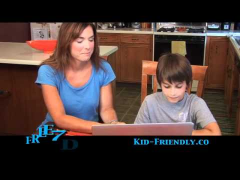Kid-Friendly Web Browser for kids, New internet safety software to increase child safety online
