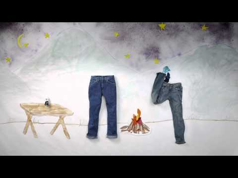 Dye Your Jeans Dark Blue Again