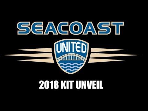 Seacoast United 2018 Kit Unveil