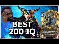 Hearthstone - Best of 200 IQ Moments