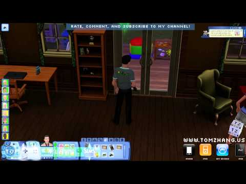The Sims 3 Generations Video Camera Recorder and Storage Tower HD