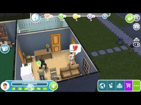 The Sims Freeplay Unlock All Items 2017 get free Simoleons Lifestyle Points