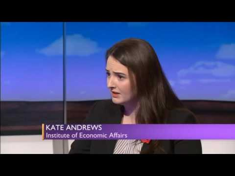 Unpaid internships: Martin Lewis schools r-wing think tanker Kate Andrews