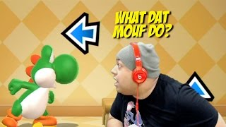 [HILARIOUS!] I THINK ME AND YOSHI GOT SOMETHING GOING ON Y