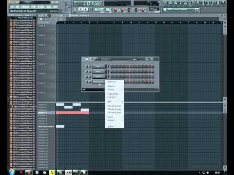 Barto - FL Studio - Beginners Reggae Tutorial - Part 1/3 - The Beat