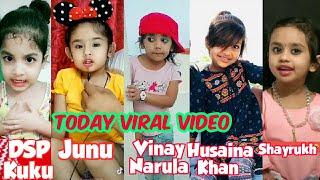 Tik Tok Latest Video, Husena Khan, Im Junu, Kuku, Narula, Funny Viral  Comedy | Best Comedy Video 😂