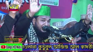 পীরজাদা মাওঃ কুতুল আজিজ আল ক্বাদরী । বামৈ মাহফিল Maulana Kotubol Ajij Al Qadri