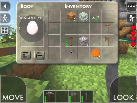 SurvivalCraft Beginner Tutorial: Hunger & Food