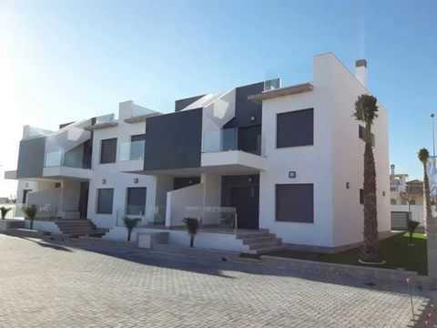 AP0272 HL_ Apartamentos a estrenar en Pilar de La Horadada. Planta baja con jardín, 2 dormitorios