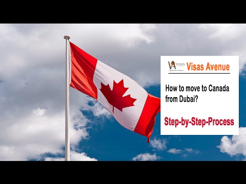 How to move to Canada from Dubai? - Visas Avenue