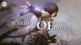 """""""WARRIOR OF LIGHT"""" by Julien Journet • Music For Your Inner Fantasy Warrior Journey"""