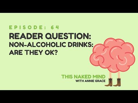 EP 64: Reader Question - Non-Alcoholic Drinks: Are they okay?