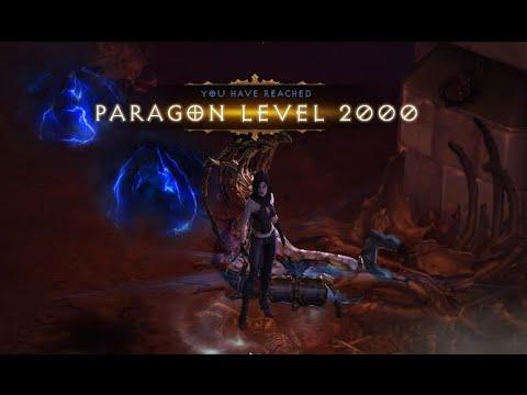 [Diablo 3] The Paragon Problem
