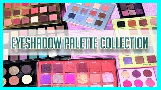 EYESHADOW PALETTE COLLECTION | Too Many Palettes!!