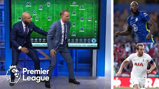How to defend against Romelu Lukaku, Harry Kane   Premier League Tactics Session   NBC Sports