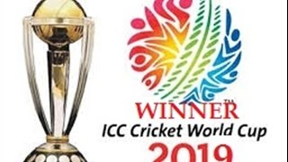 WINNER 2019 ICC CRICKET WORLD CUP
