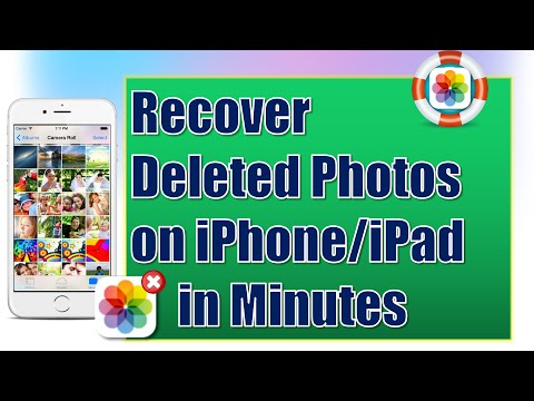 How to Recover Deleted Photos from iPhone for Free