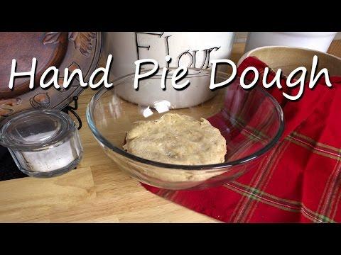 Hand Pie Dough - Video Recipe