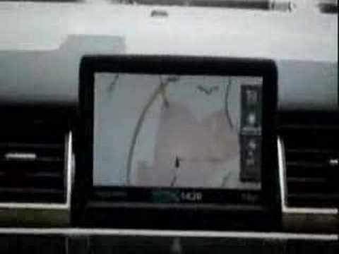 Female Sat Nav