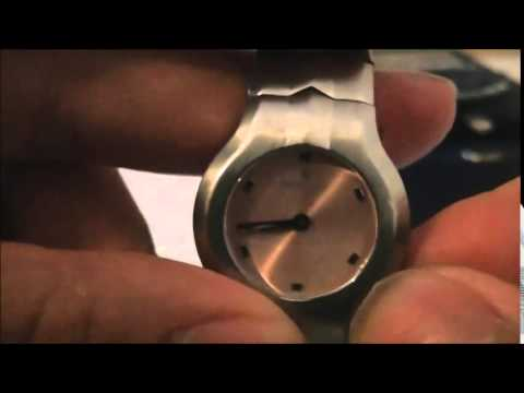 Watches without seconds hand:  The best way to check if its working!
