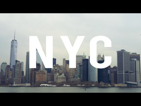 Best Free Things To Do in NEW YORK CITY!