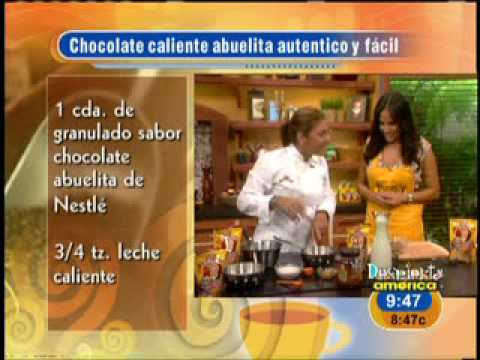Authentic and Easy Abuelita Hot Chocolate