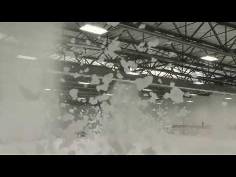 Foaming the Hangar