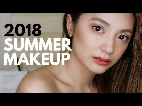 Summer Makeup 2018